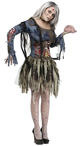 Female Complete Zombie Adult