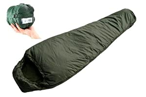 Snugpak Softie 3 Merlin Olive Right Hand Zip 2 Season Sleeping Bag With Compression... by SnugPak