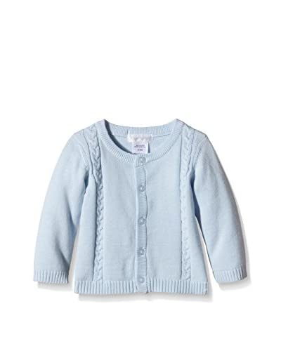 Pitter Patter Baby Gifts Chaqueta Punto Azul