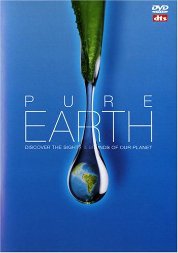 Nature DVD - Pure Earth with Relaxing Music and Arial movie's of Landscapes