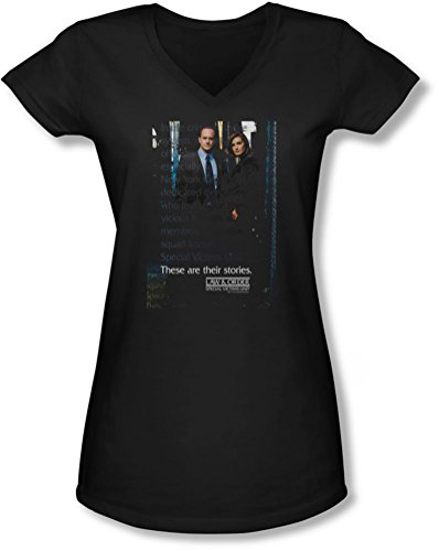 Law & Order: Special Victim'S Unit - Top nero XX-Large