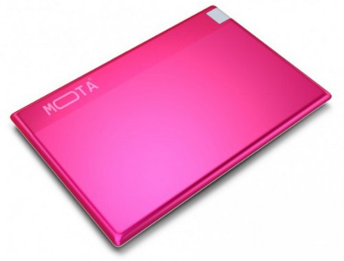 Mota MT-CC8 Ultra Small 800mAh Power Bank