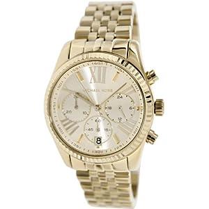 Michael Kors Watches Lexington Watch (Gold)