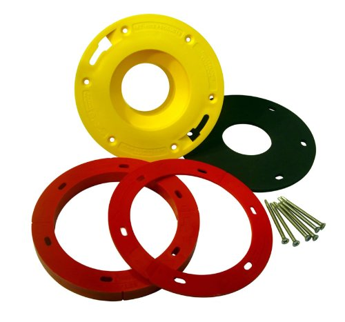 "Set-Rite - Toilet Flange Extender Kit (3/4"" to 7/8"")"
