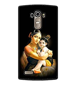 Fuson 3D Designer Mobile Back Case Cover For LG G4 Dual-LTE / LG G4 Dual-SIM / LG G4