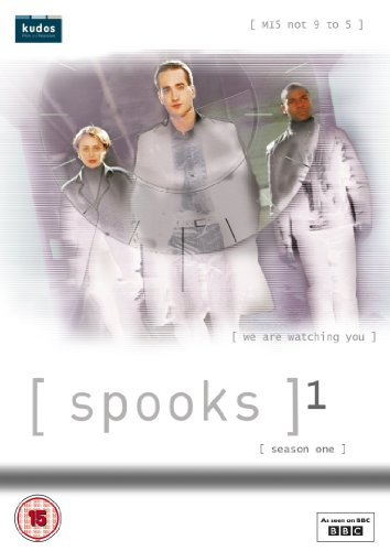 Spooks Series 1 [DVD]