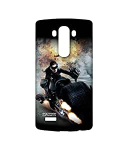 Crafty Catwoman - Sublime case for LG G4