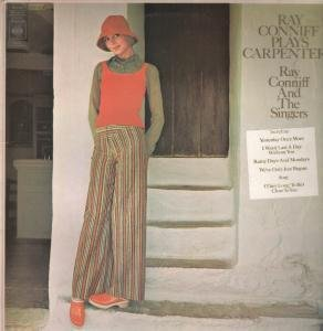 PLAYS CARPENTERS LP (VINYL ALBUM) UK CBS 1974