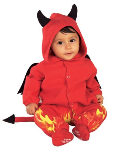Baby Boys' Lil Devil Costume