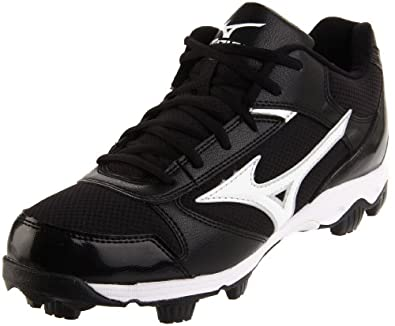 Mizuno Mens 9-Spike Franchise 6 Mid Baseball Cleat by Mizuno