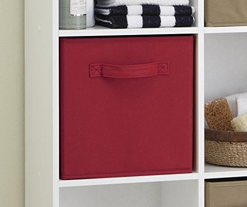 ClosetMaid 1842 Cubeicals Fabric Drawer, Iron