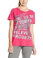 Dimensione Danza Camiseta Manga Corta (Rosa)