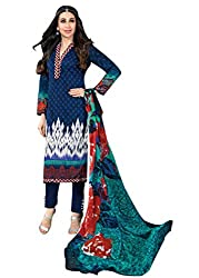 Shyam Suits Women's Unstiched Salwar Suits (Lucky910)