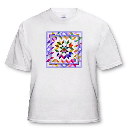 Scrappy Quilt - Youth T-Shirt XS(2-4)