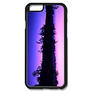 Amazon.com: Purple Sky Cute Plastic Case For IPhone 6