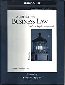 legal environment of business study guide Reading through the consumer critiques of study guide for clarkson/cross/miller's business law: text and cases - legal, ethical, global, and corporate environment, 12th before get it'll produce a much fuller understanding for your requirements of the good and bad of it.