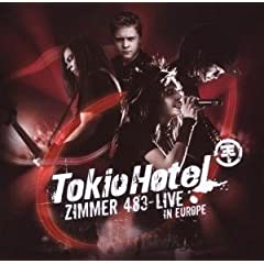 Live CD - Zimmer 483 Live in Europe