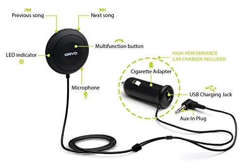 Kinivo BTC450 Bluetooth Freisprecheinrichtung*