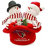 Arizona Cardinals Snowmen Top Hat Amazon.com