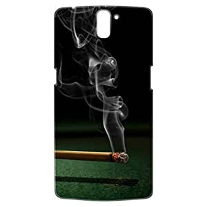 a AND b Designer Printed Mobile Back Cover / Back Case For OnePlus One (1Plus1_3D_1372)