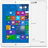 ONDA V820w 20,3 cm (8,0 Zoll) Windows 8.1 + Android 4.4 Quad Core Tablet-PC mit IPS Display (Intel Z3735F, 2GB RAM, 32GB int. Speicher, 1280x800 IPS Display, Dual Camera, Bluetooth, HDMI-Ausgang, USB 2.0)