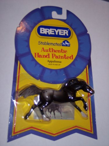 Breyer Stablemates Appaloosa Horse