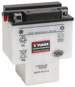 Yuasa Batterie HYB16A AB