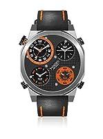 Timecode Reloj de cuarzo Boson 2013 Negro 49 mm
