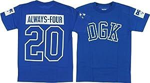 DGK Always 420 Royal XX-Large T-Shirt