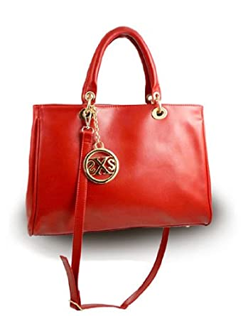 """2012 New """"IT"""" bag! Leather-like tote bag. Inspired by dior. Rose gold toned hardware."""