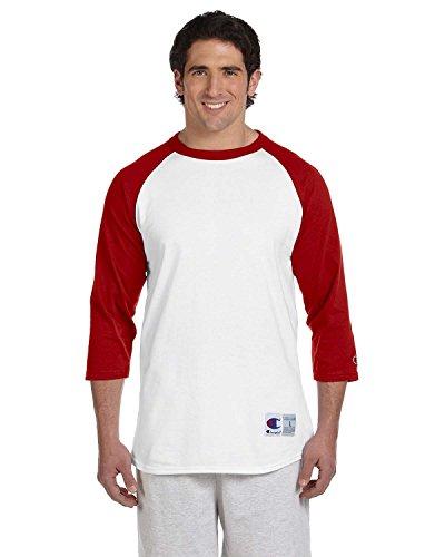 champion-mens-raglan-baseball-long-sleeve-t-shirt-size-small