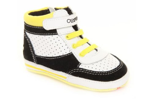 Osh Kosh Baby Boys Baseball Pump Trainers