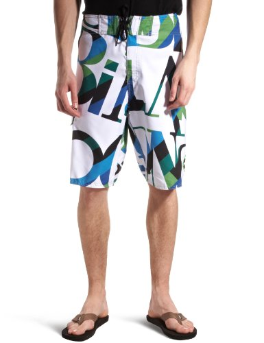 Billabong Paradigm Men's Swim Shorts White W28In