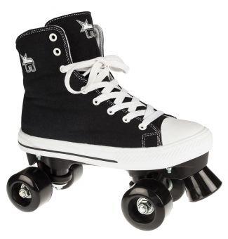 rookie-rollschuhe-canvas-high-disco-roller-schwarz-weiss-black-white-365-uk-4