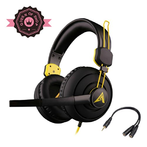 Headset - X7 For Xbox 360 Sound Effect Over-Ear Gaming Headphone With Mic And Remote For Pc