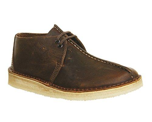 clarks-originals-herren-desert-trek-derby-schnurhalbschuhe-brown-6-uk