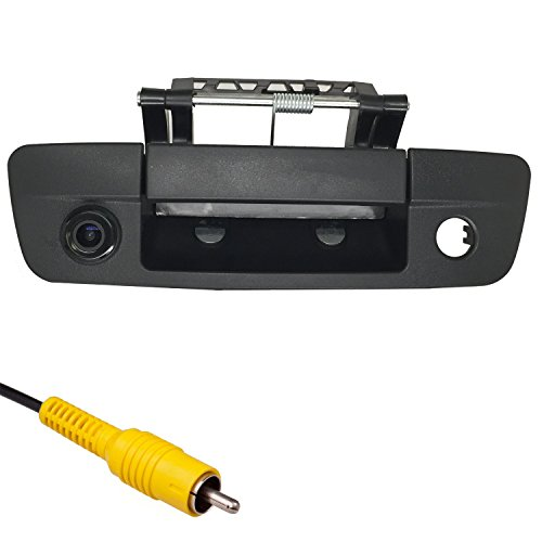 Master Tailgaters Dodge Ram 2009-2015 Black Tailgate Backup Reverse Handle with Camera (Dodge Tailgate Camera compare prices)