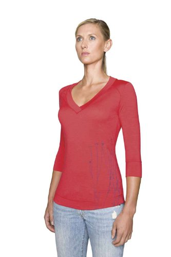 Icebreaker Women's Cruise 3/4 Sleeve Top
