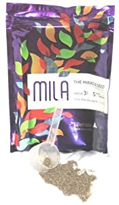 MILA by Lifemax - The Miracle Seed - 16 oz. - Omega 3 - The Ancient Superfood of the Aztecs Rediscovered