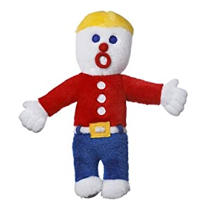 Multipet Mr Bill Plush Dog Toy