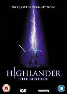Highlander: The Source [2007] [DVD]