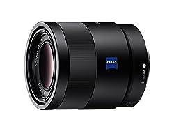 Sony SEL55F18Z Sonnar T FE 55mm F1.8 ZA Alpha NEX Lens (Black)