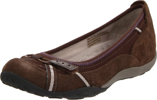 Clarks Women's Cosign Slip-On,Dark Brown/Stone,7 N US