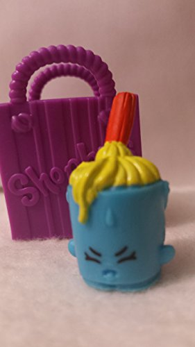Shopkins Season 2 #2-091 Blue Molly Mops (Rare)