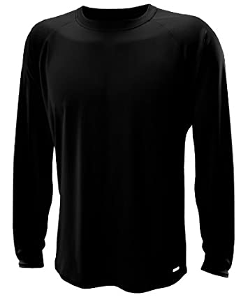 Russell Athletic Men's Dri-Power Long Sleeve Raglan Tee