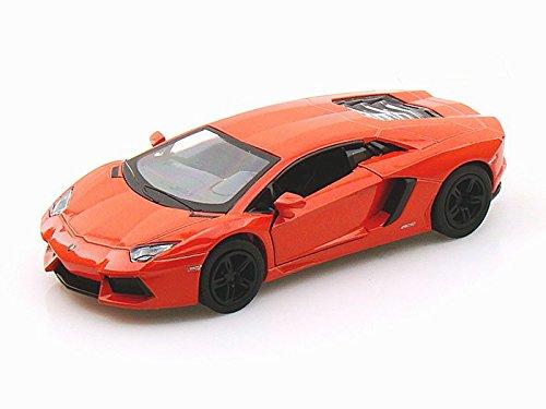 Lamborghini Aventador LP700-4 1/38 Orange