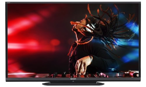 Sharp LC-70LE650 70-inch Aquos 1080p 120Hz Smart LED TV