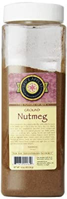 Spice Appeal Nutmeg Ground, 16-Ounce Jar from Spice Appeal