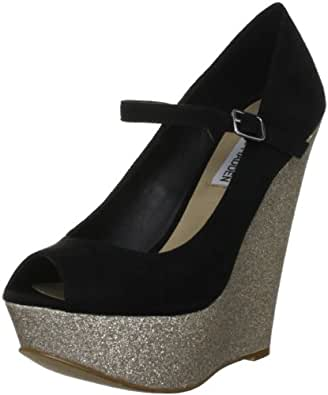 Steve Madden Women's Multi Wedges Heels Operaa Sm 6 UK