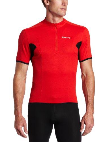 Craft Men's Active Classic Short Sleeve Bike Jersey